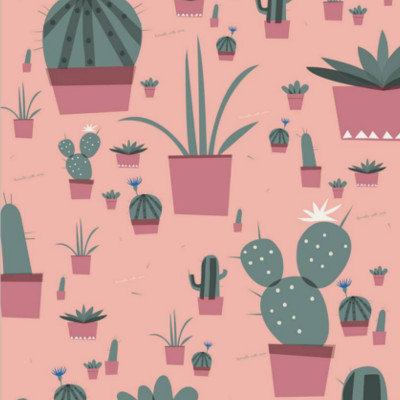 pleasedtomeet_cactus-collection_50x70cm_euro