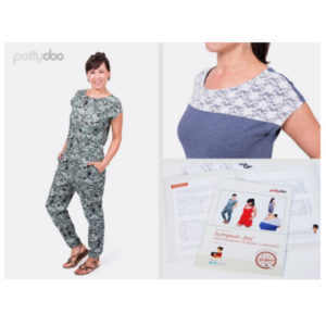 Schnittmuster_Pattydoo_Damen Jumpsuit Joy